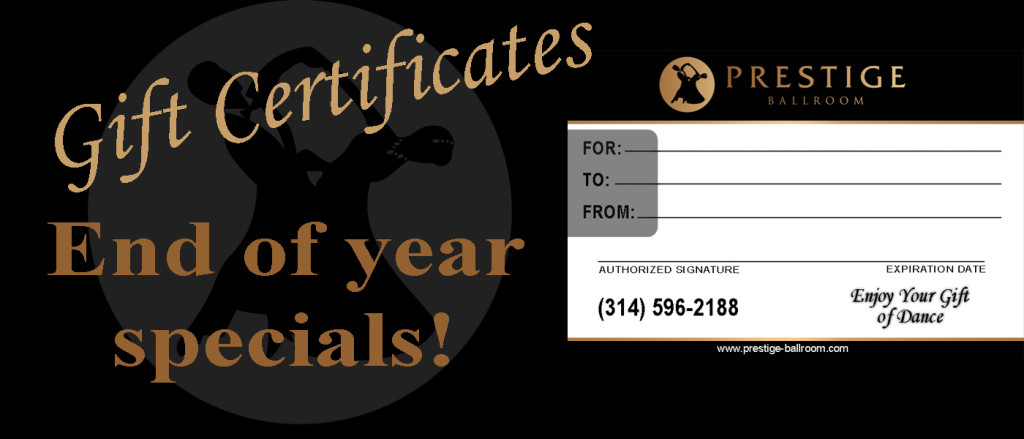 Black Friday, Gift Certificate, Gifts for her, Ballroom Dance and Dancing Lessons, Date Night