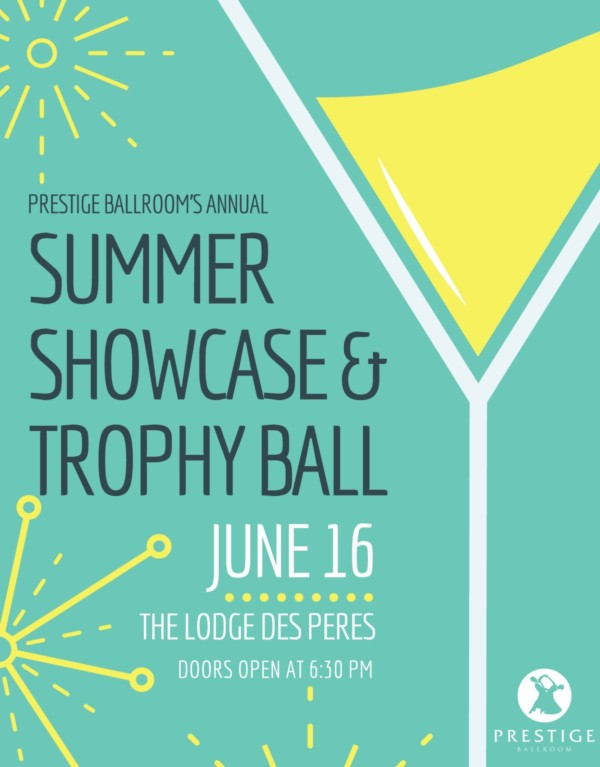 Summer Showcase & Trophy Ball
