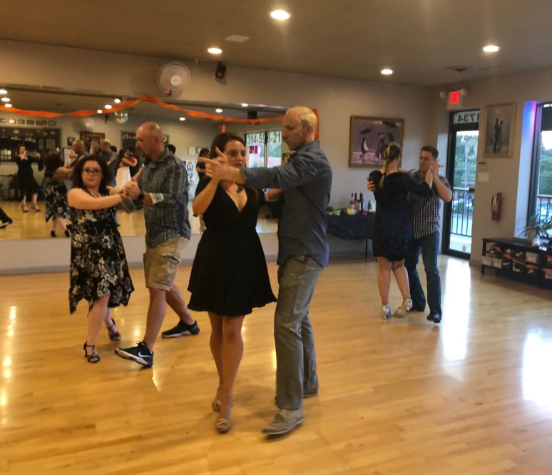 A Night In Buenos Aires: Argentine Tango Party